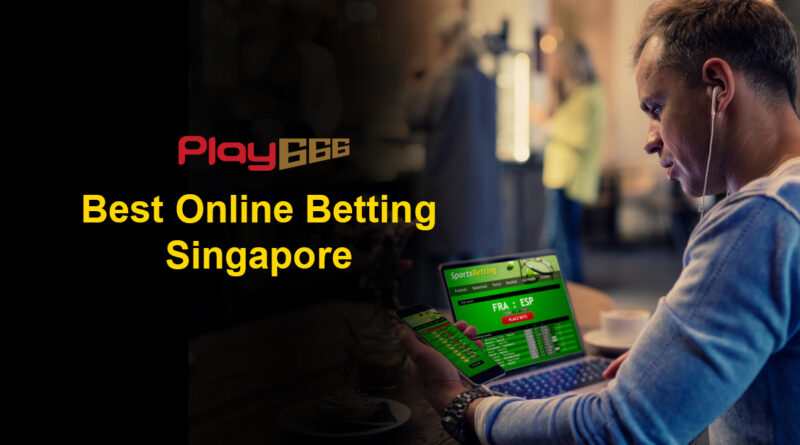 Online soccer betting singapore smad place horse betting